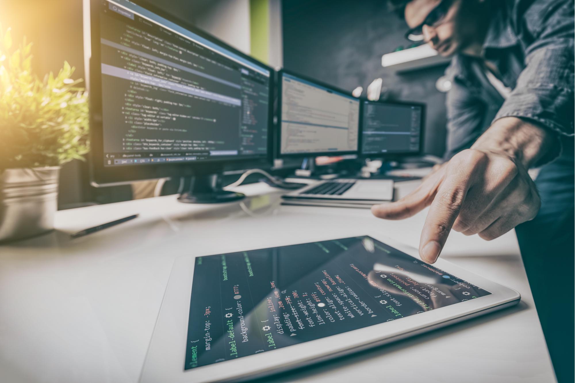 Web Design and Development Blackboard Ideas